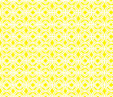 Freedom Lemon fabric by dolphinandcondor on Spoonflower - custom fabric