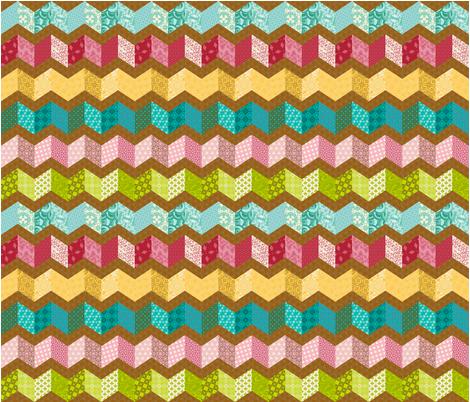 Autumn Fling fabric by designzbydede on Spoonflower - custom fabric