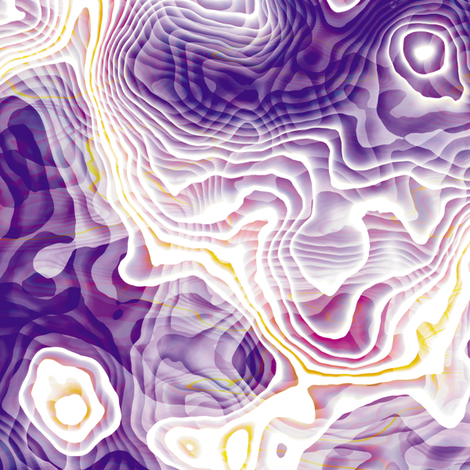 Turbulent 12 fabric by animotaxis on Spoonflower - custom fabric