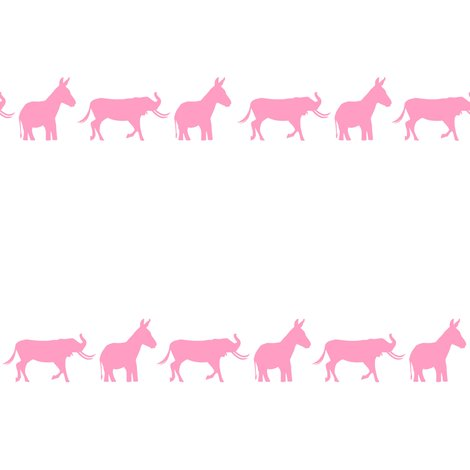 Rrdonkey_elephant_kids_pink_on_white_lines_shop_preview