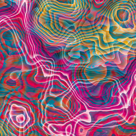 Turbulent 15 fabric by animotaxis on Spoonflower - custom fabric