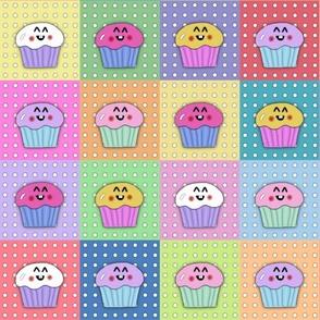 Cupcake Quilt