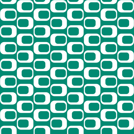 Mod Zipper fabric by thebon on Spoonflower - custom fabric