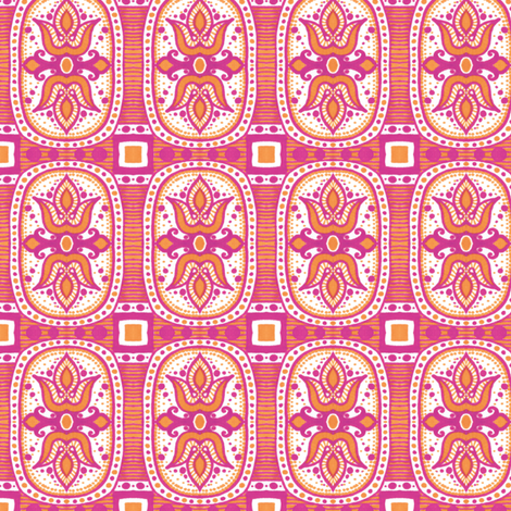 Dorje fabric by siya on Spoonflower - custom fabric