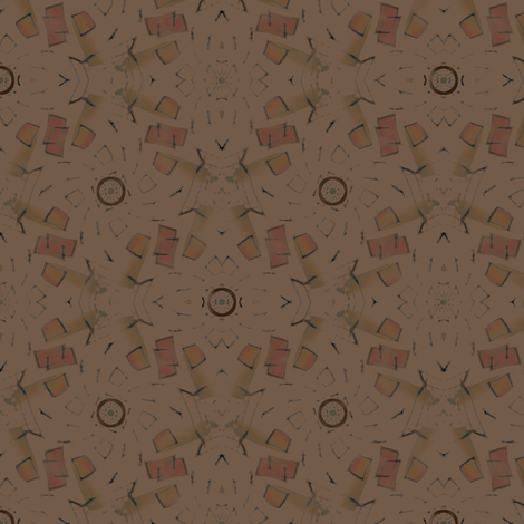 Batik (Dust) fabric by david_kent_collections on Spoonflower - custom fabric
