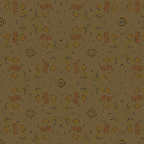 Batik (Clay) fabric by david_kent_collections on Spoonflower - custom fabric