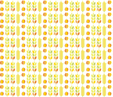 mod_autumn-600 fabric by wren_leyland on Spoonflower - custom fabric