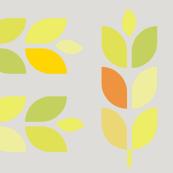 mod autumn stalks