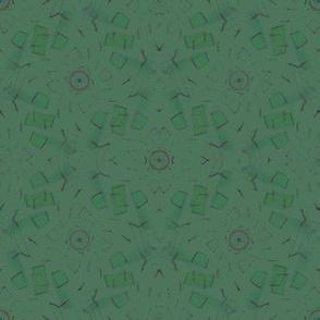 Batik (Spring Green)