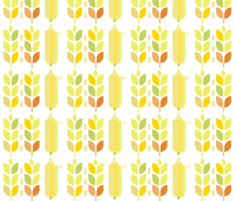 mod-autumn862x600 fabric by wren_leyland on Spoonflower - custom fabric