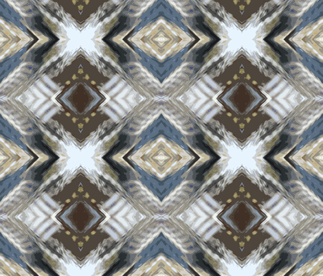 Blue Jay Day fabric by susaninparis on Spoonflower - custom fabric