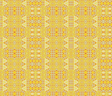 Autumn scatter fabric by wren_leyland on Spoonflower - custom fabric