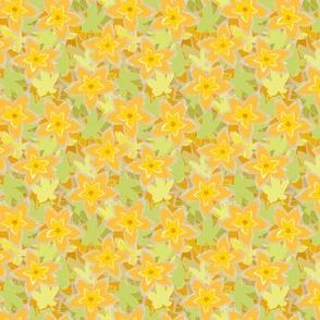 Pumpkin Blossoms