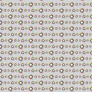 QA Logomotion: Color Lineup on Grey