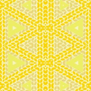 Mod Crop Triangles