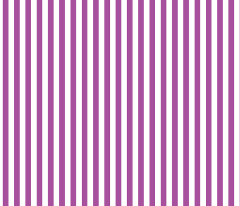 Girls Rock purple stripes fabric by risarocksit on Spoonflower - custom fabric