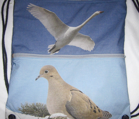 Ornithology bags