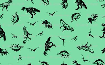 Dinosaurs 7EDDA7