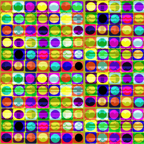 Portholes fabric by boris_thumbkin on Spoonflower - custom fabric