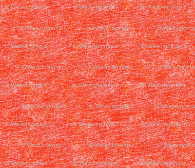 red-orange crayon background