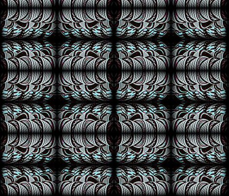 Tire-some Plaid fabric by relative_of_otis on Spoonflower - custom fabric