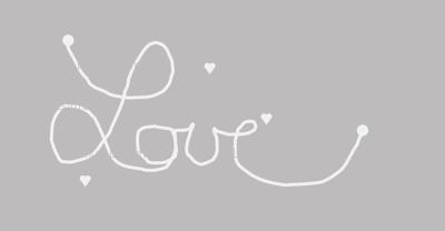 tiny love warm grey