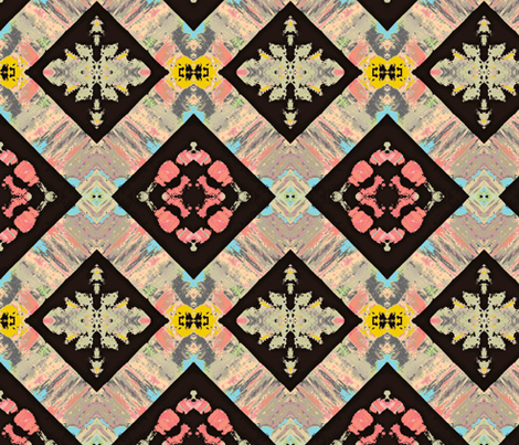 Infrastructure Rorschach III fabric by relative_of_otis on Spoonflower - custom fabric