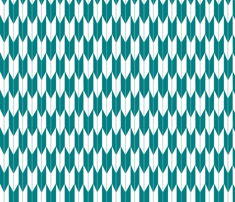 Arrow Stripes fabric by saraquill on Spoonflower - custom fabric