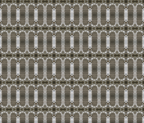 Church ceiling plaid fabric by greennote on Spoonflower - custom fabric