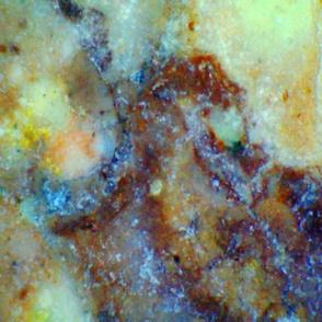 Cave Horse (Dumortierite)