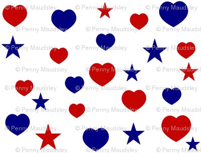 AMERICAN STARS N HEARTS