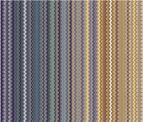 chevron_quilt fabric by kathylengyel on Spoonflower - custom fabric