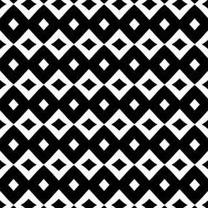 Diamond Doo (Black & White)