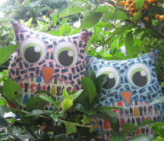 Doctor Hoot Owl Plushies