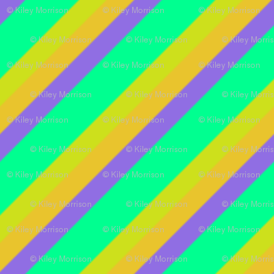 diagonal bias stripe