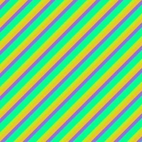 diagonal bias stripe