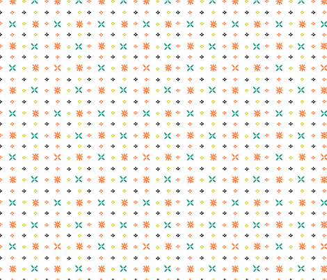 Hannah's Flowers fabric by chad_grohman on Spoonflower - custom fabric