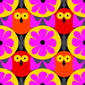 owls_and_flowers