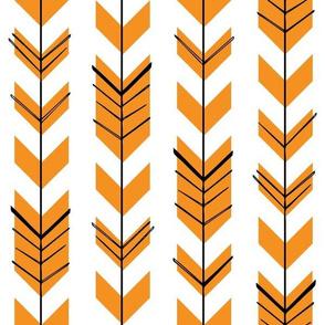 Hallow Fields arrows pumpkin