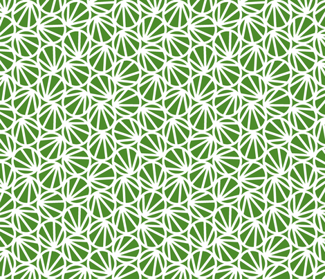 MARI - Forest fabric by hitomikimura on Spoonflower - custom fabric