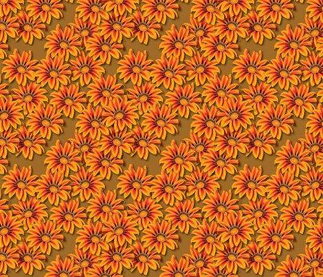 Rrrorange_daisy_fabric_shop_preview