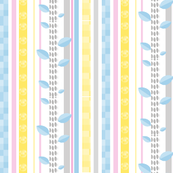 Pastel Stripes Horizontal