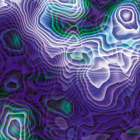 Turbulent 30 fabric by animotaxis on Spoonflower - custom fabric