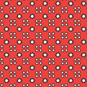 QA Logomotion: Tomato Red