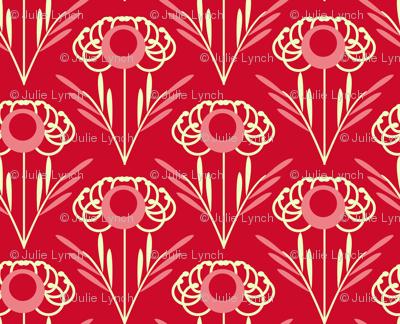 grevillea red