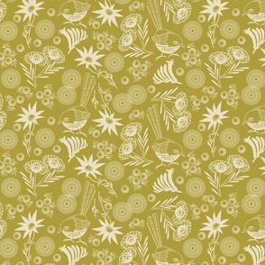 wildflower green