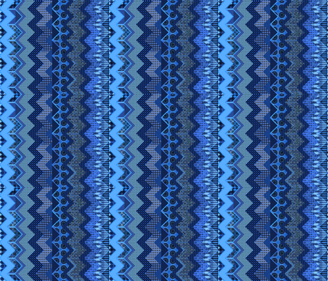 1_cheater quilt in the style of a zig-zag fabric by isabella_asratyan on Spoonflower - custom fabric