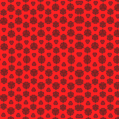 free5 fabric by amzeyboop on Spoonflower - custom fabric