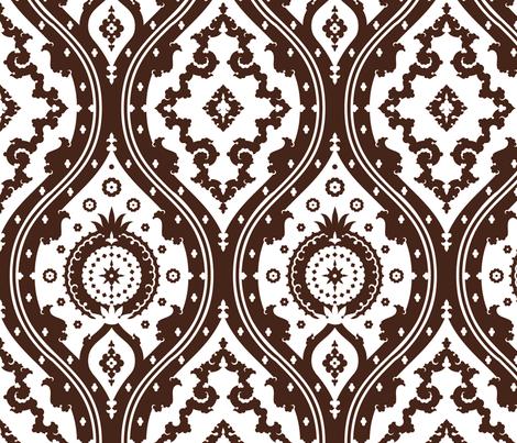 Serpentine 844 fabric by muhlenkott on Spoonflower - custom fabric