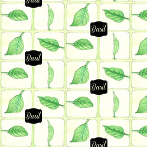 Basil Label